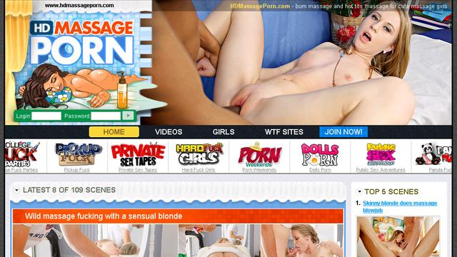 HD Massage Porn