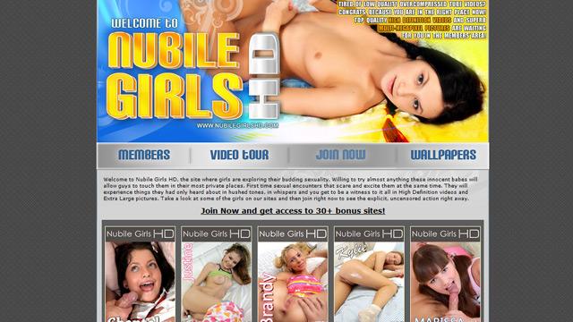 Nubile Girls HD