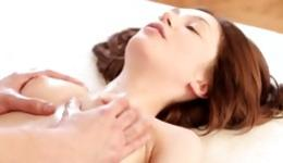 What a nice deep fellatio can give this lovely bombshell to her randy masseur